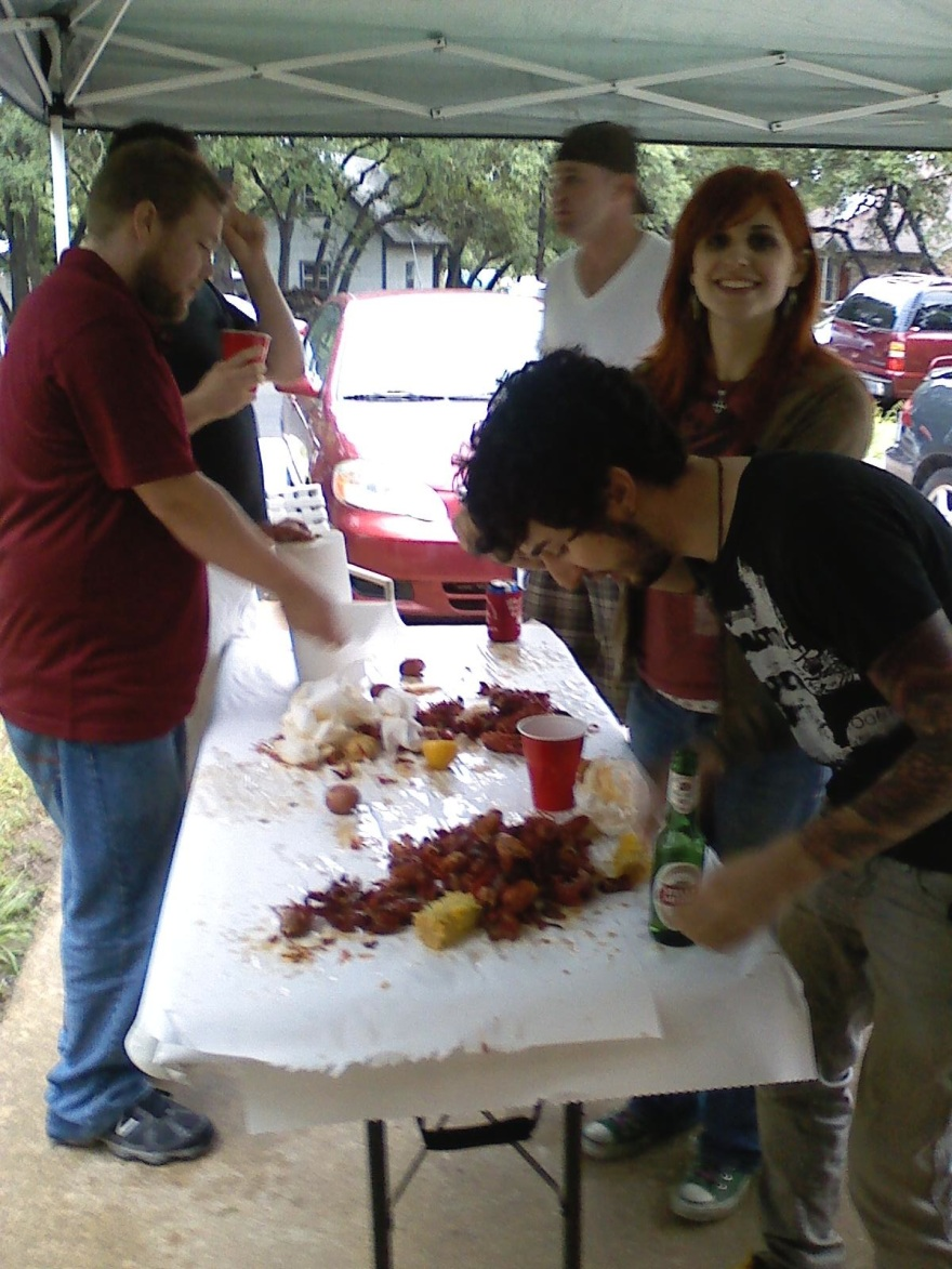 More Crawfish!